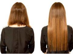 Как увеличить шевелюру. Наращивание волос
